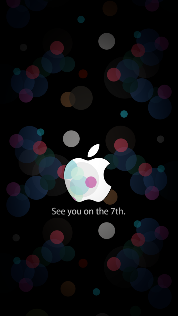 Apple-September-7-event-wallpaper-ar7-inspired-logo-with-date