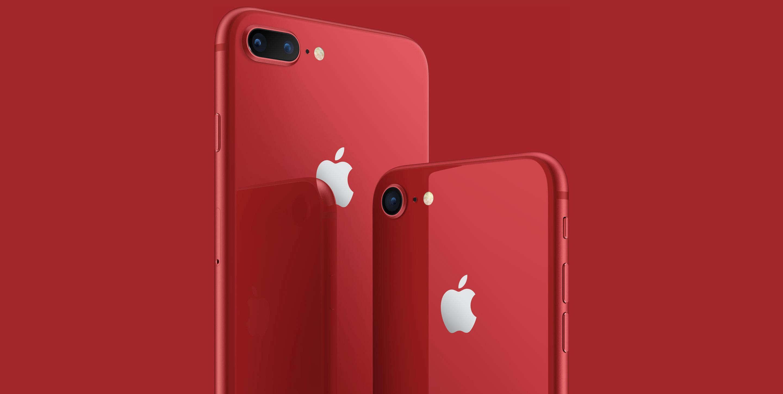 Apple 赤い Iphone 8 シリーズ発表 注文受付は4月10日より