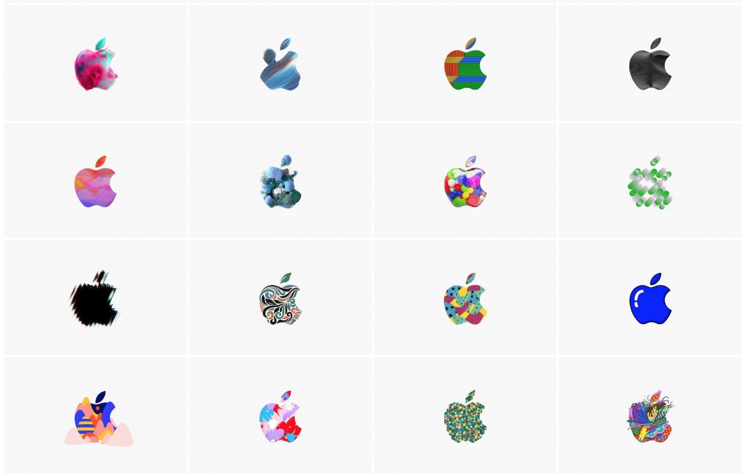 Appleイベントの壁紙が全種類が公開 Iphone Ipad Mac用 私設apple委員会
