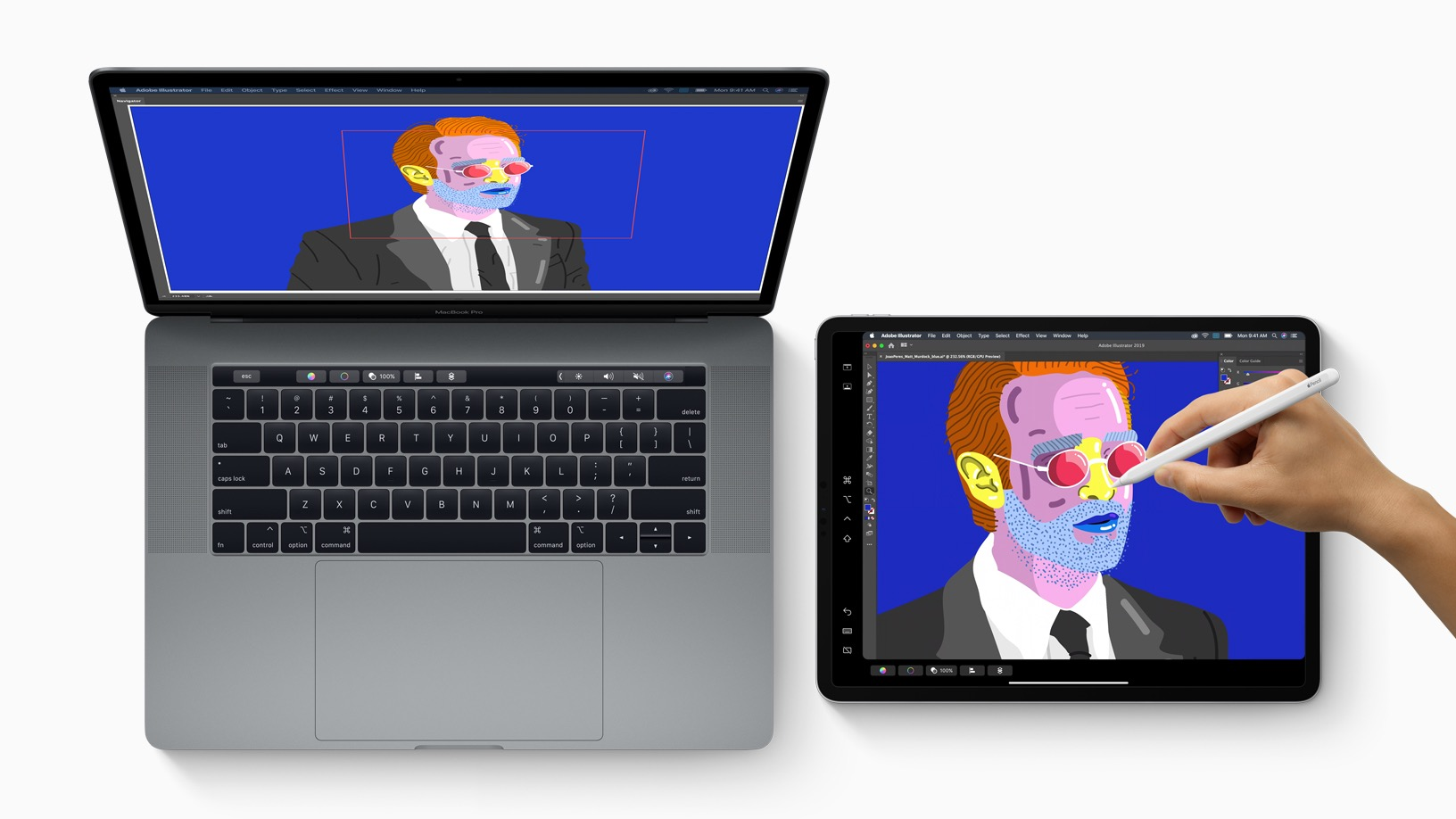 Apple previews macOS Catalina sidecar with iPad Pro 06032019